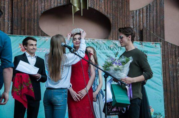 Diamond Models – спонсор студенческого конкурса красоти Мисс НПУ