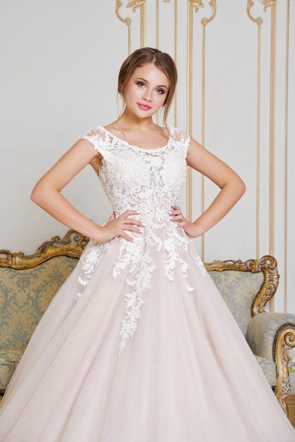 Съемка для каталога свадебных платьев Beliks