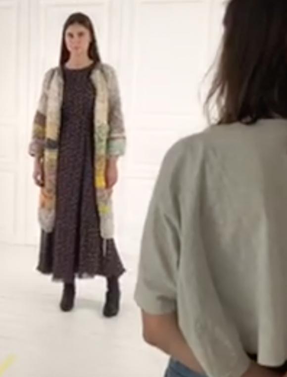 Катя для каталога одежды