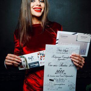 Модельное агентство Diamond Models – спонсор конкурса красоты